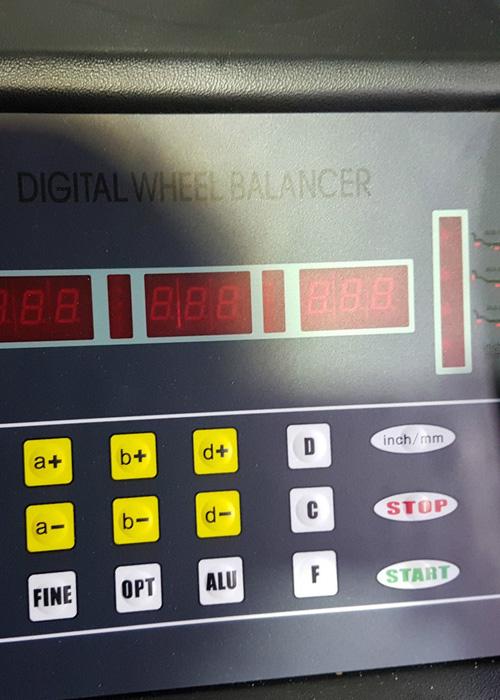 Wheel Balancer 5