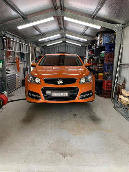 Garage Scissor Hoist
