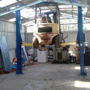Hoist Forklift 2