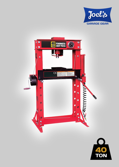 Hydraulic Pneumatic Workshop Press
