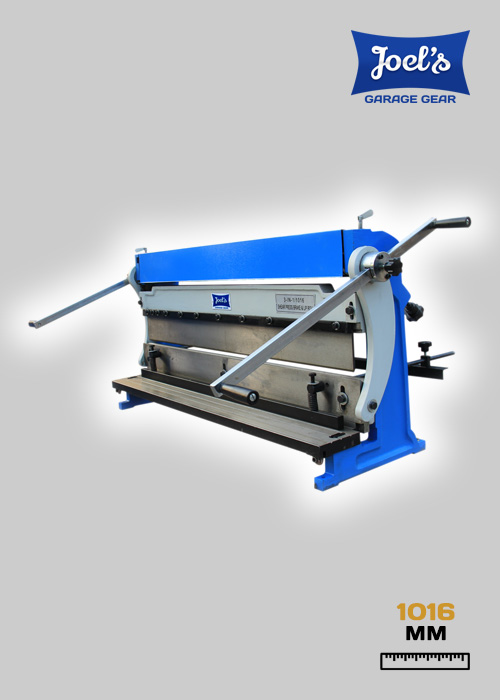 3 In 1 Sheet Metal Working Machine
