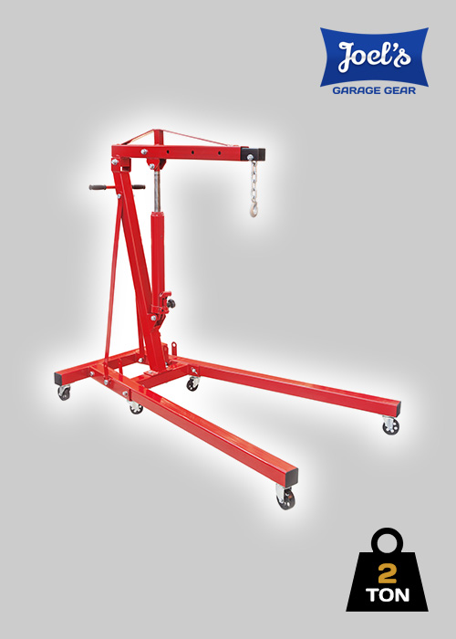 Engine Crane – 2 Ton