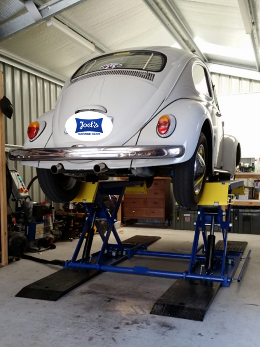 Scissor Lift Beetle