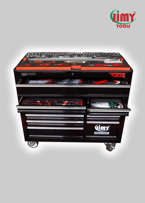 260 Piece 12 Drawer 'GTS' Tool Kit