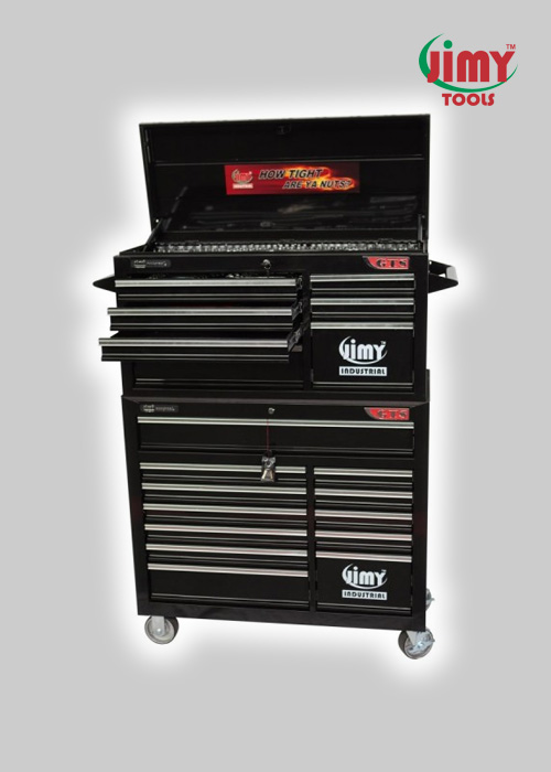 261 Piece 19 Drawer 'GTS' Tool Kit