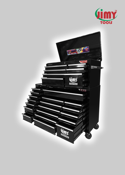 899 Piece 26 Drawer 'GTS' Monster Mechanics Tool Kit
