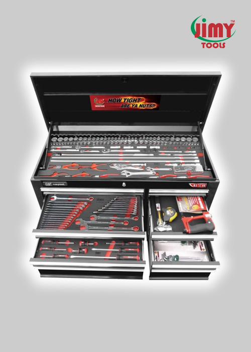 260 Piece 7 Drawer 'GTS' Tool Kit