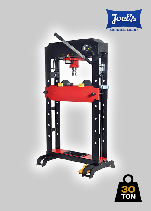 Professional Hydraulic Pneumatic Workshop Press