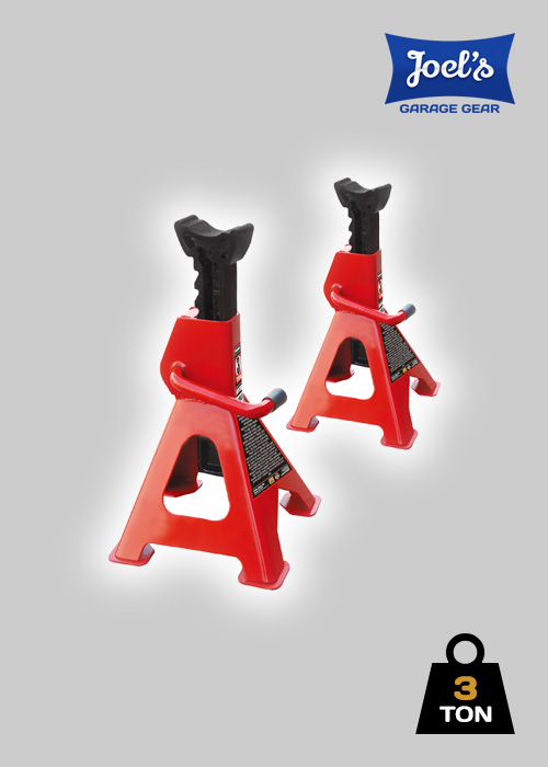 Jack Stands – 3 Ton