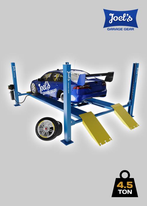 Wheel Alignment Hoist – 4.5 Ton