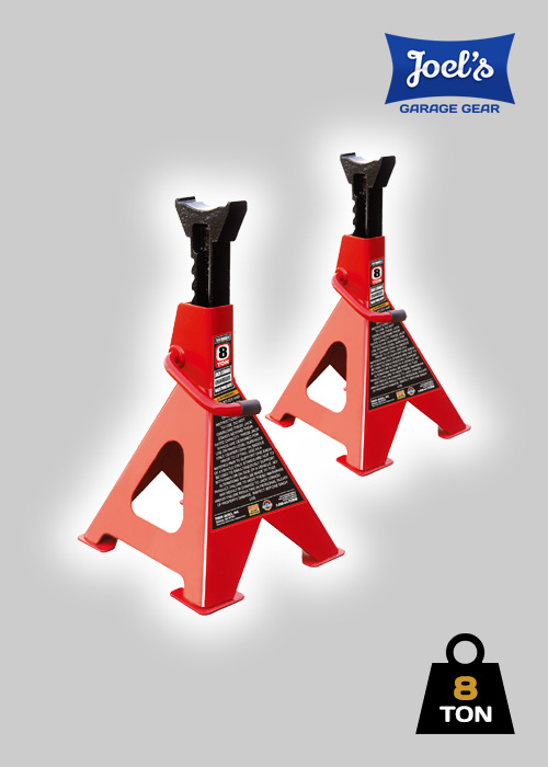 8 Ton Jack Stands