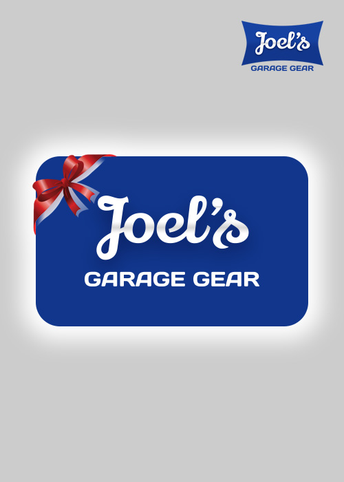 Joel's Garage Gear Gift Card